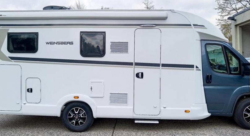 Weinsberg CaraSuite 700 ME (1236)