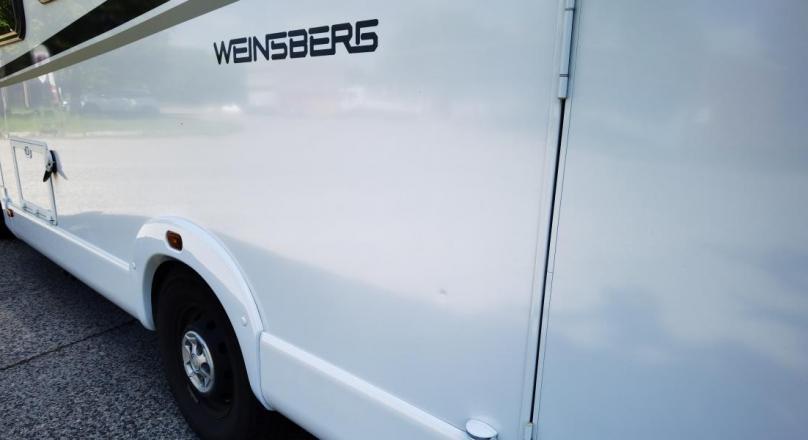 Weinsberg Cara Suite 2020